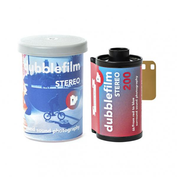 Dubblefilm Stereo roll