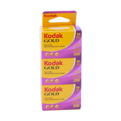 Kodak Gold Triple Pack