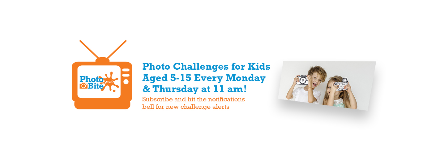 PhotoBite Kids Photo Challenge
