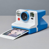Polariod Now in Blue with print