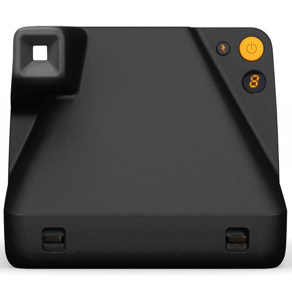 Polaroid Now Black back