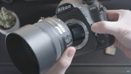 Read How to remove a lens from your camera