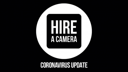 Read Hire a Camera Covers 50% Delivery & Donate 10% to NHS During Lockdown