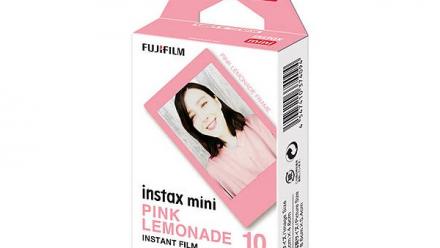 Read Fujifilm instax mini Film Pink Lemonade
