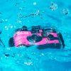 Lomography Underwater Case purple lifestyle 3