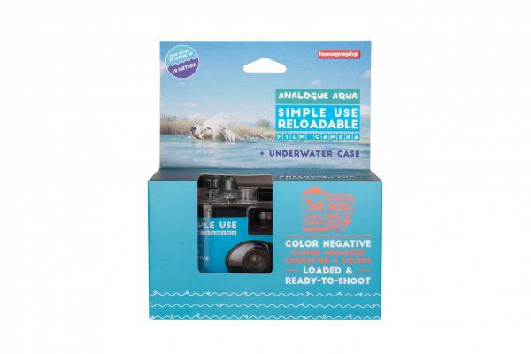 Lomography Underwater Case CN400 Box
