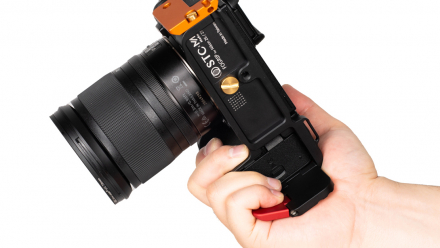 Read STC Reveal FoGrip [Folding Grip] for Nikon Z 6 & Z 7 Cameras