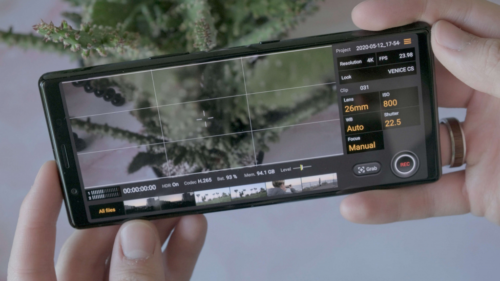 Sony Xperia 5 5