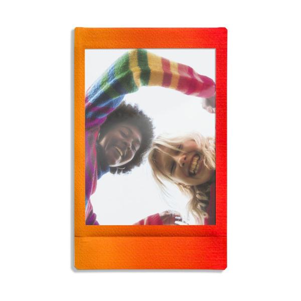 Fujifilm instax mini Film Rainbow sample 1