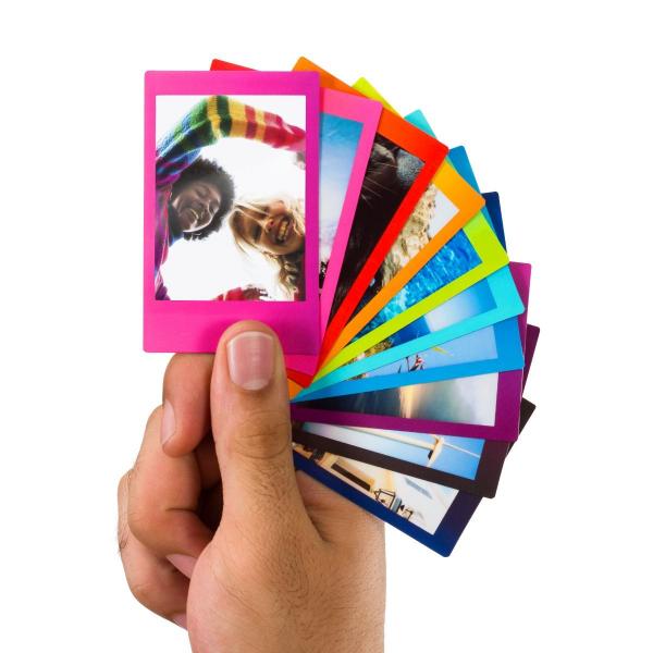 Fujifilm instax mini Film Rainbow sample 2
