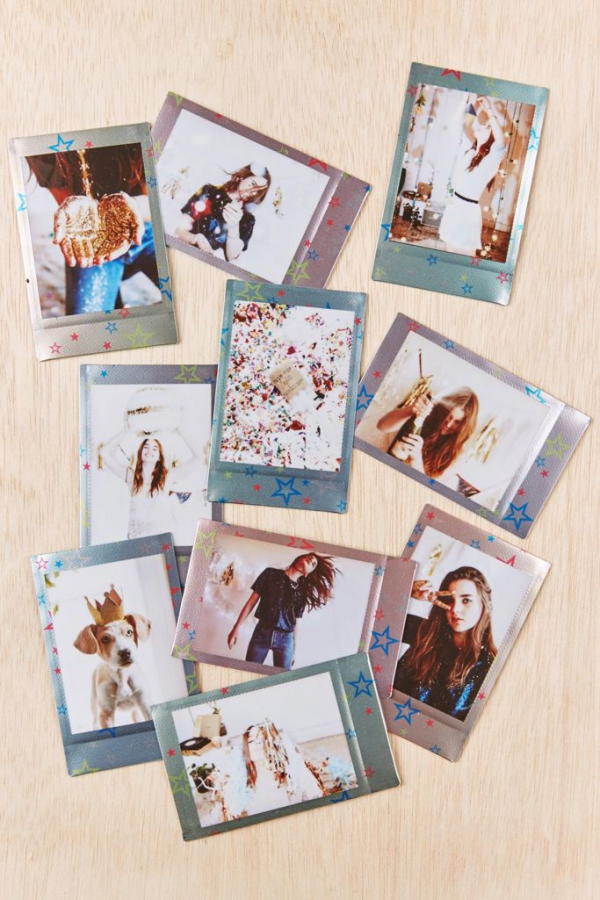Fujifilm instax mini Film Shiny Star sample 1