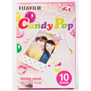 Instax Mini Film Candy Pop box