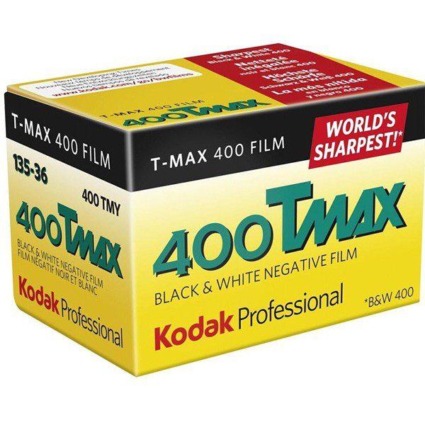 Kodak T-MAX 400 box 1