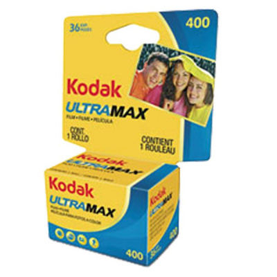Kodak UltraMax 35mm Colour Film