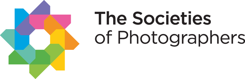 The Societies of Photographers logo