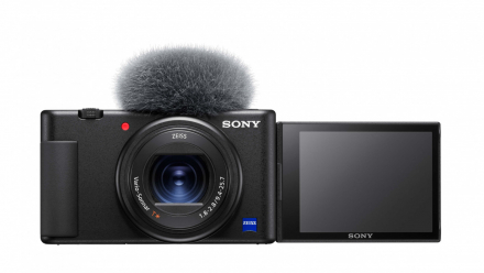 Read Sony Reveals New ZV-1 and FDR-AX43 Compact 4K Handycam® Vlog-Tastic Cameras