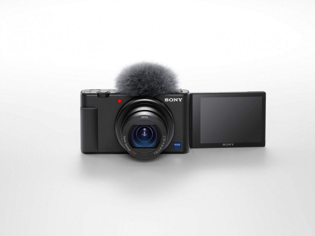 Sony ZV-1 front tilt