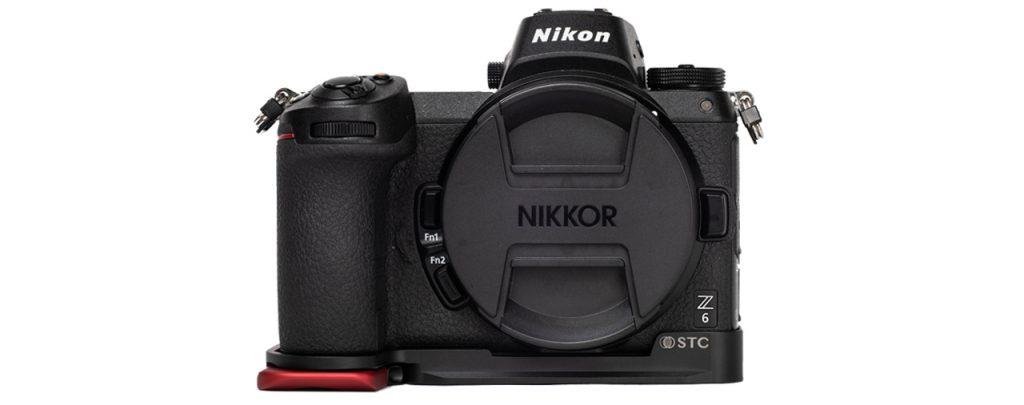 STC FoGrip Nikon Z 6 & Nikon Z 7 front