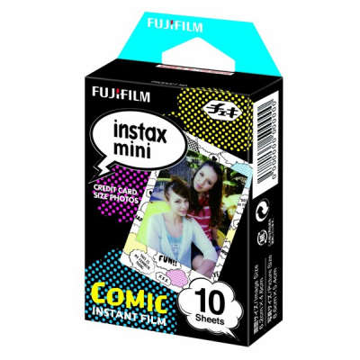 instax mini Film Comic Strip box