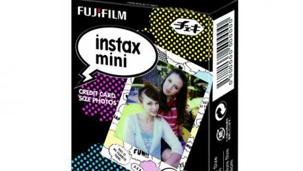 Read Fujifilm instax mini Film Comic Strip