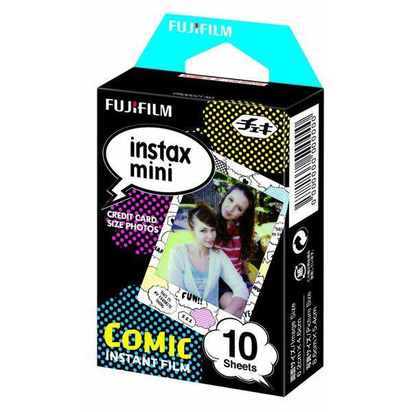 instax mini Film Comic Strip box