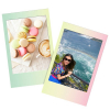 instax mini Film Macaron sample 1
