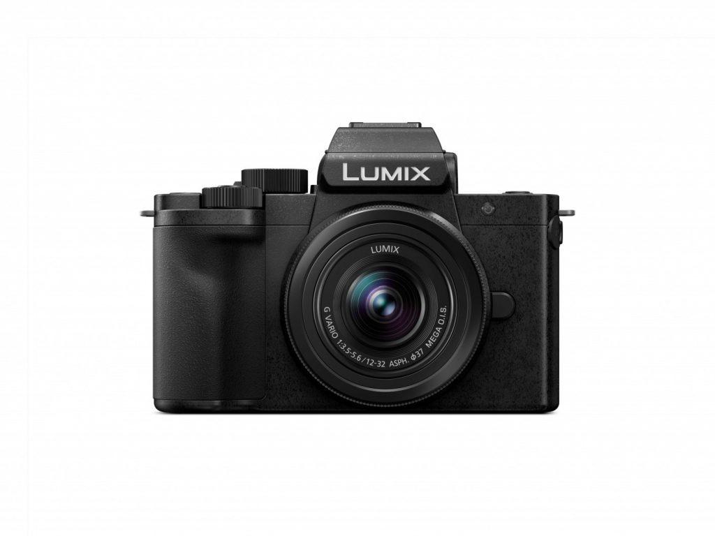 Panasonic LUMIX G100 1232 Kit (G100KEB-K) front