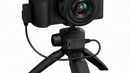 Read Panasonic Reveal New Vlogging Camera: LUMIX G100 with Tripod/Remote Control
