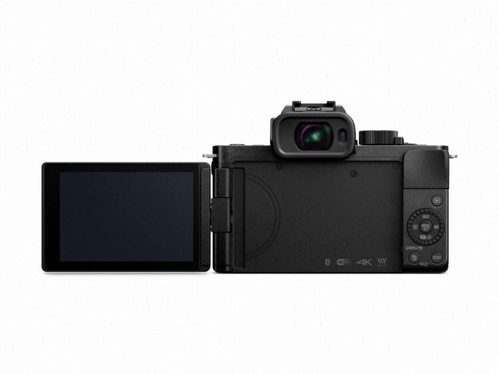 Panasonic LUMIX G100 body (G100EB-K) LCD