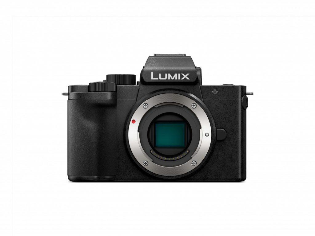 Panasonic LUMIX G100 body (G100EB-K) front