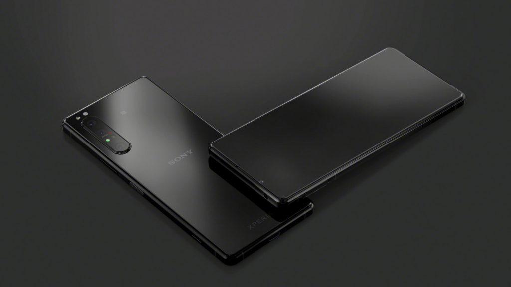 Xperia 1 II Black
