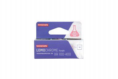 lomochrome purple 120 packaging