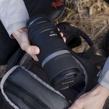 Canon 600mm F11