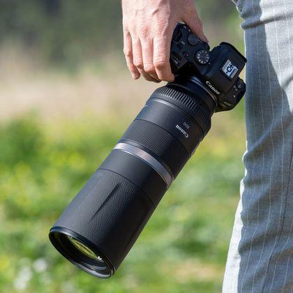 Canon 800mm F11