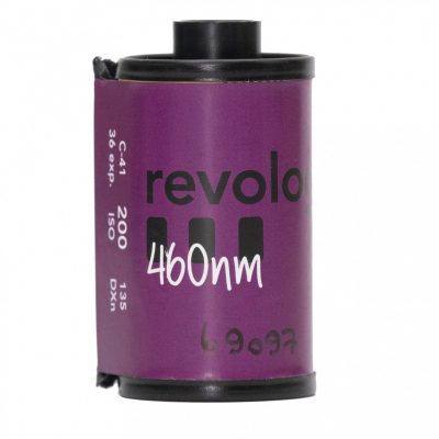 460nm Revolog - Main