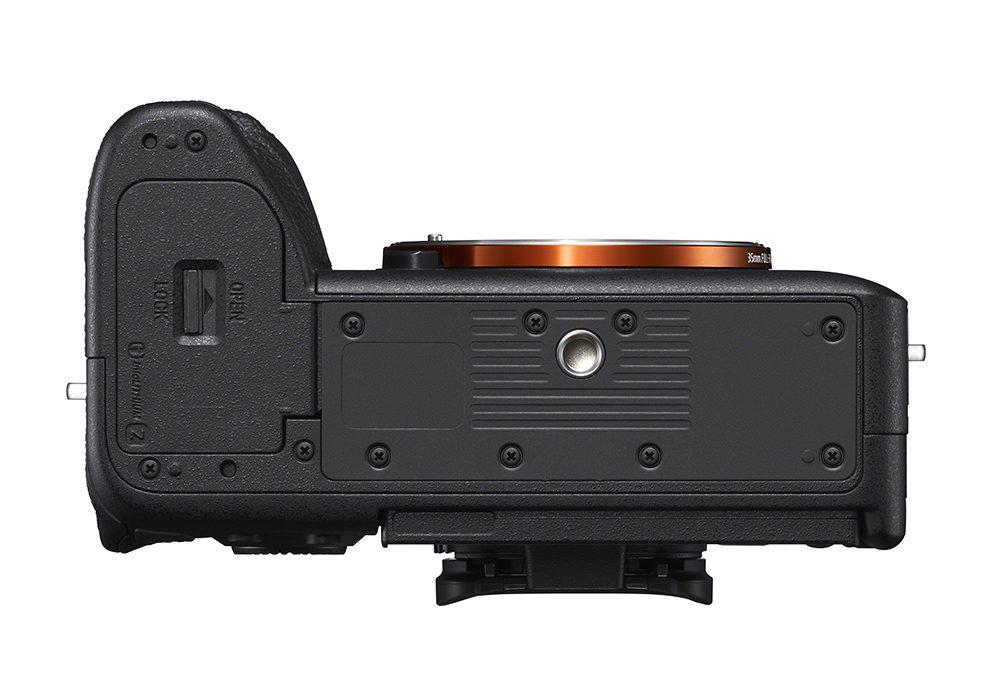 Sony a7S III base