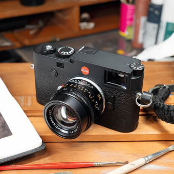 PhotoBite - Leica M10-R: 40.8 MP Rangefinder Revealed