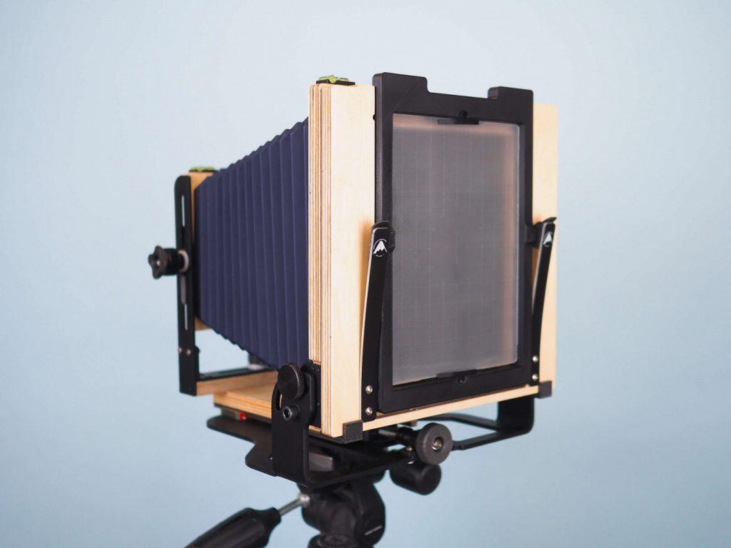Intrepid 5x7 Camera rear