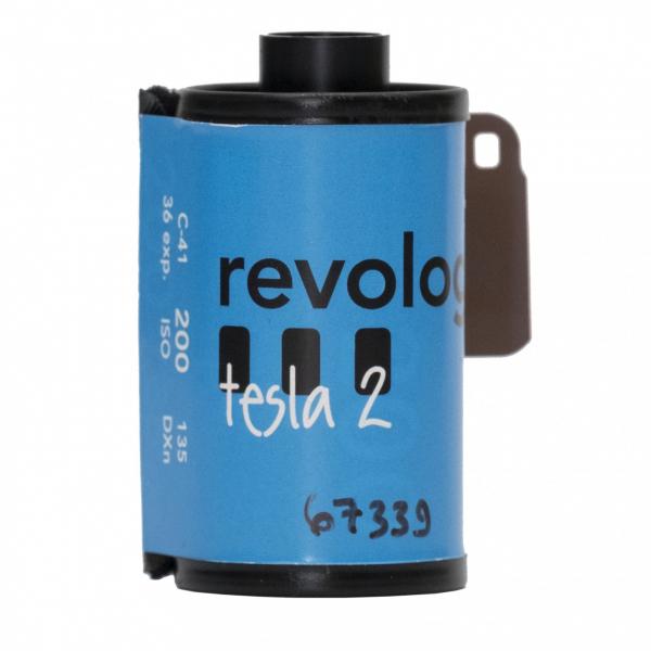 Tesla II Revolog - Main