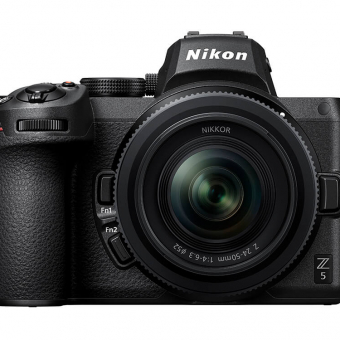 PhotoBite - Nikon Z 5 Arrives: Entry-Level FX-format Z Series Camera for the Masses
