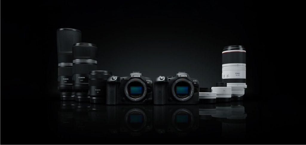 Canon R5 & R6