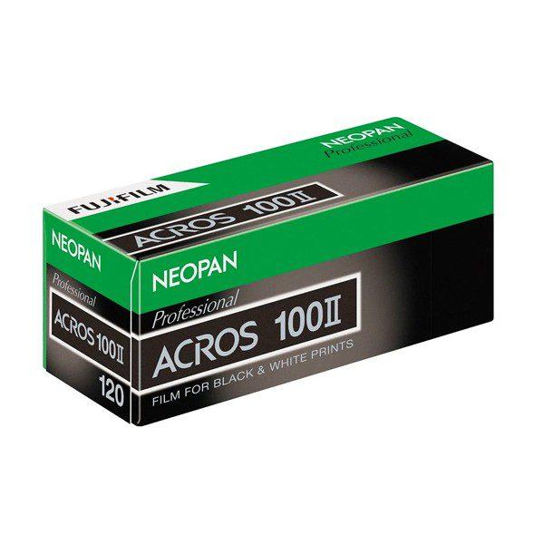Fuji Neopan Acros 100II 120 box