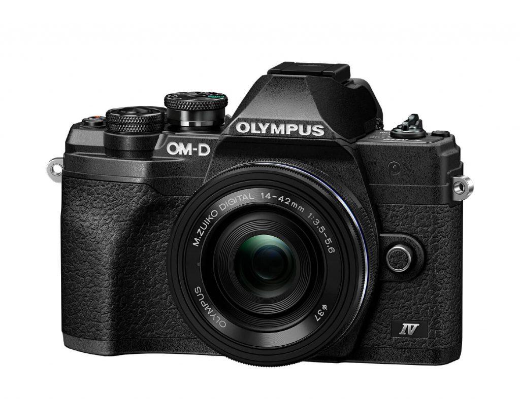 OM-D_E-M10_Mark_IV black front