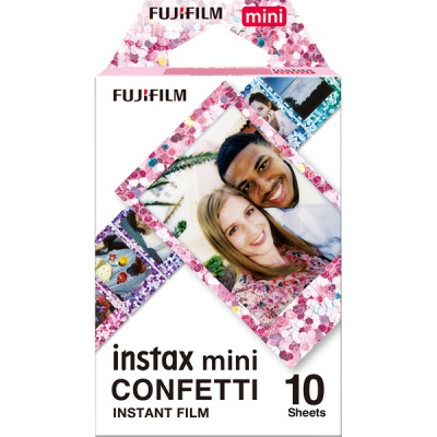 instax mini Confetti box