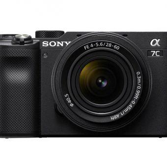 PhotoBite - Sony Reveals the Alpha 7C: The World's Smallest & Lightest Full Frame Mirrorless Camera