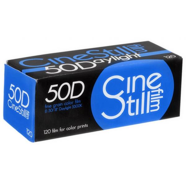 CineStill 50D 120 Main