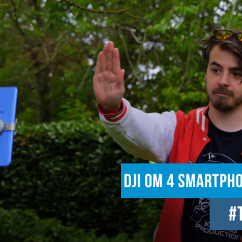 PhotoBite - Hands-On with the DJI OM 4 Smartphone Gimbal
