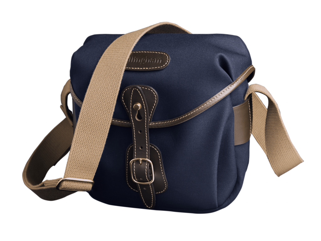 Billingham Navy Canvas Hadley Digital