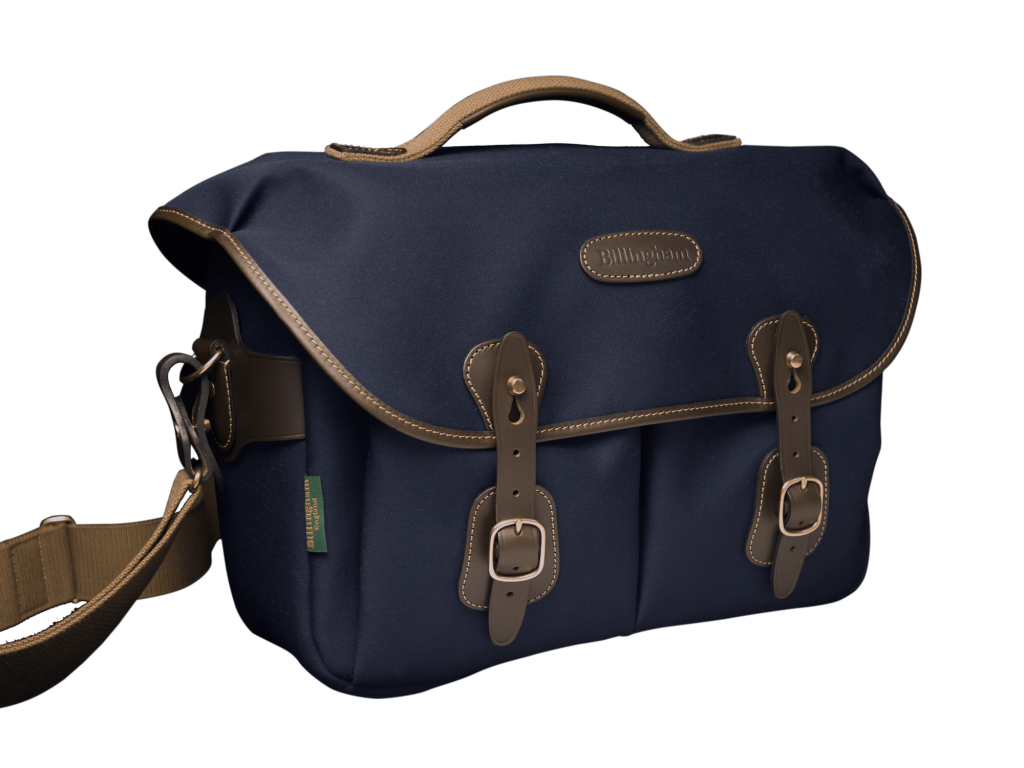 Billingham Navy Canvas Hadley One
