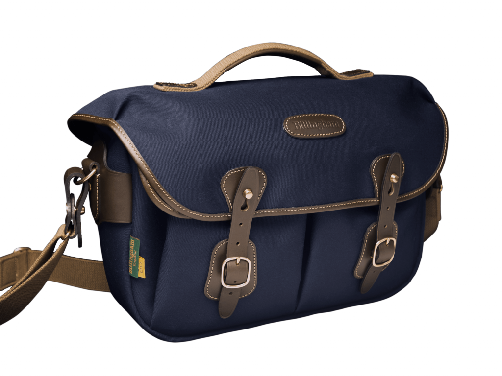 Billingham Navy Canvas Hadley Pro 2020